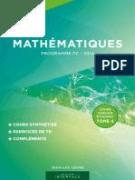 Interface - Tome 4 - Cours Version Étudiant - PC 2014