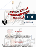 8. Prescripcion Medica