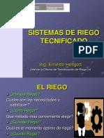 Sistem Riego Tecnific