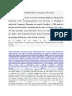 Pierce vs. Society of Sisters (262 US 390) Case Notes