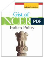 The Gist of NCERT - Indian Polity