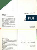Barry Smart - Michel Foucault