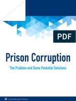 Prison Corruption - CAPI Community Contribution - September 2016