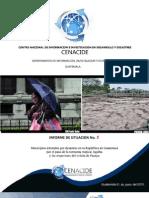 Informe #2 Agatha-Pacaya CENACIDE