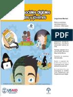 Uso y abuso de las redes sociales digitales en adolescentes y jóvenes