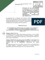 Proyecto Fujimorista
