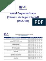 Edital Eaquematizado - (Www.upconcurseiros.com.Br)