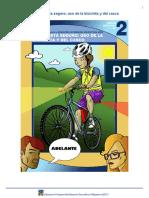 02 El Ciclista Seguro Uso de La Bicicleta y Del Casco