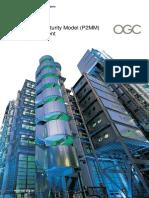 PRINCE2 Maturity Model P2MM v2.1 - Self Assessment