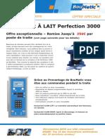 BouMatic Perfection 3000
