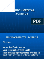 2. ENV011 - Chapter 1 Human & Sustainability