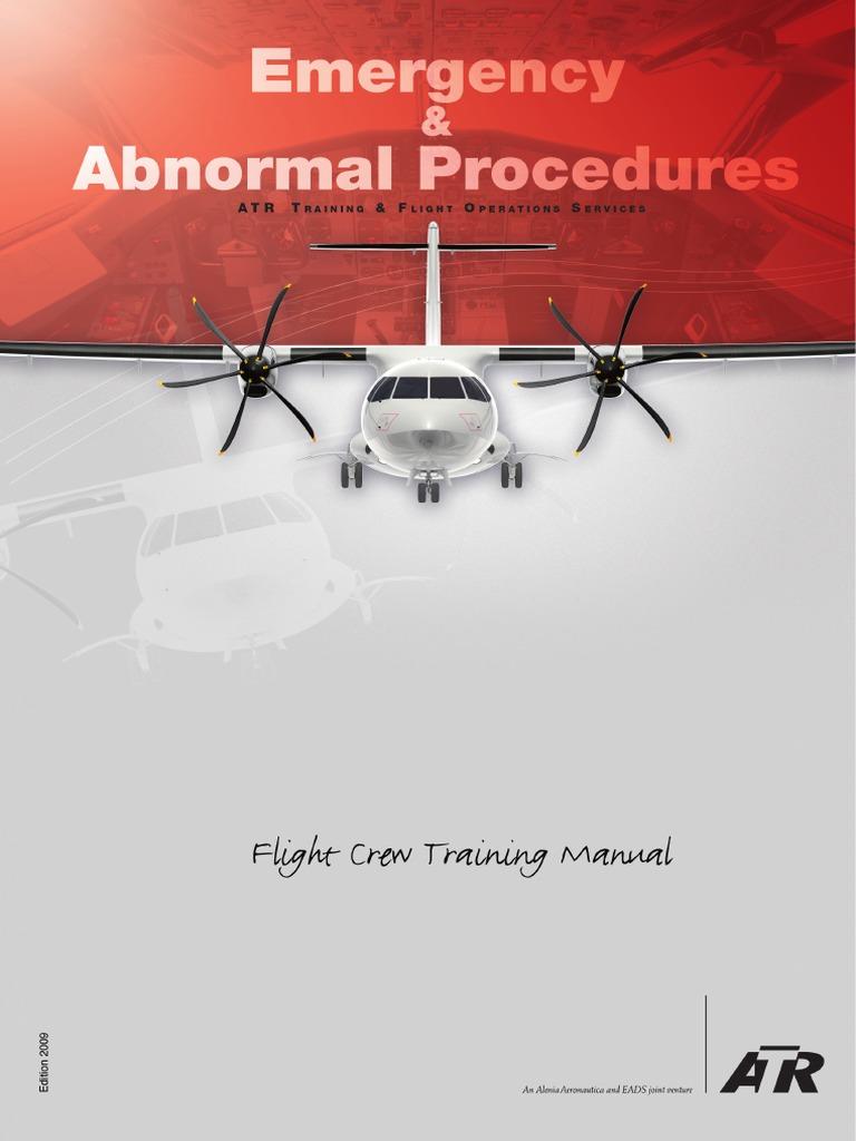 fctm emergency 72 500 aviation safety transport safety rh scribd com