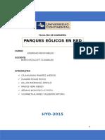 Trabajo Monografico Parques Eólicos en Red Corregido Bb