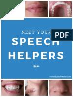 Speech Helpers