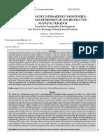 Molineaux (2013) La Búsqueda de Un Desarrollo Sostenible