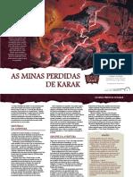 D&D 4.0 - Aventura 04 (as Minas Perdidas de Karak)
