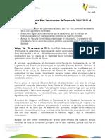 30 03 2011 - El gobernador Javier Duarte de Ochoa entregó el Plan Veracruzano de Desarrollo 2011-2016 al Congreso del Estado.