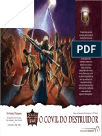 D&D 4.0 - Aventura 05 (O Covil Do Destruidor)