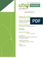 metodologia para gestion de procesos de negocios