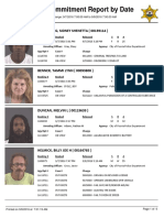 Peoria County Jail Booking Sheet for Sept. 8, 2016