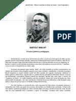 Apostila BERTOLT BRECHT NST Preparação de Atores..pdf