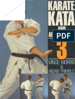 Morris Vince - Trimble Aidan - Karate Kata and Application Volume 3