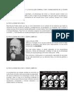 1 7 El Psicologismo Biológico y La Sociología Criminal Como Consecuencias de La Teoría Evolutiva