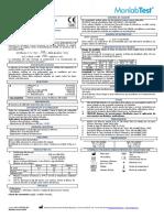 IFU Glucosa Monlabtest