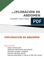 EXPLORACIÓN DE ABDOMEN.pptx