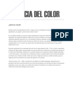 Ciencia Del Color