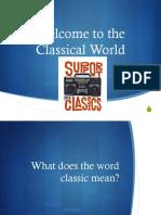 what is classics