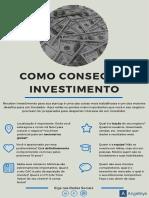 Como Conseguir Investimento para sua Startup