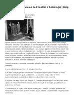 Semana 13 – Exercícios de Filosofia e Sociologia _ Blog ProEnem
