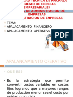 Apalancamiento Financiero Expo