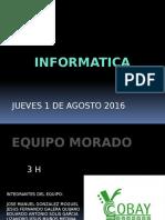 Equipo Morado