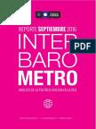 Interbarometro Septiembre