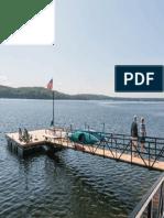 Floating Docks Steel Truss 6