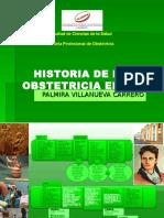 Historia de La ObstetriciaPalmira