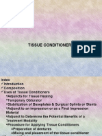 Tissue Conditioners Prostho