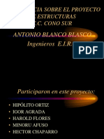 5. Conferencia c.c. Cono Sur-Ing. Antonio Blanco Blasco