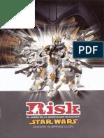 Risk Star Wars Guerras Clon-Reglas