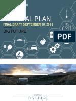 Brigham City General Plan Draft Sept 2016 Low Res