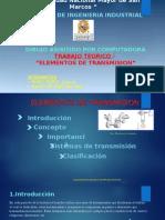 Elementos Transmision