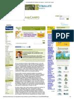 Caracterização Dos Acidentes Com Tratores - Jornal Dia de Campo