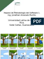 Repaso de Metodología Del Software 1