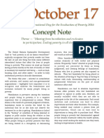 Concept Note 17 October 2016 ENGLISH