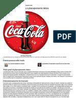 Como a Coca-Cola Usa o Planejamento Tático _ EHow Brasil