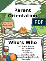 parent orientation 2016-2017