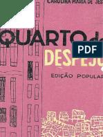 1960 - Quarto de despejo - Carolina Maria de Jesus.pdf