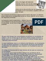LA HISTORIA DEL DERECHO MEXICANO